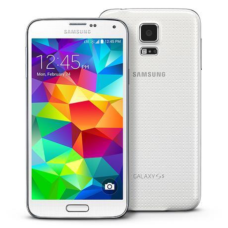 Samsung Galaxy S5 Vorderseite