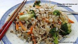 Der kohlenhydratarme Reis aus Konjakwurzel