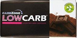 Low Carb Dunkle Schokolade ohne Zucker