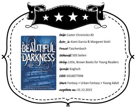 Kami Garcia & Margaret Stohl – Beautiful Darkness