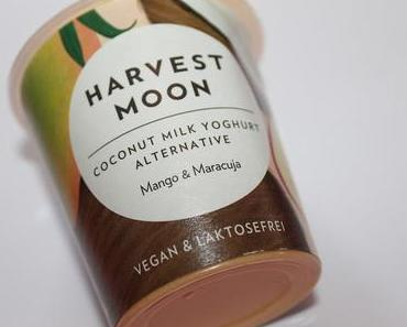 Gekostet: Harvest Moon Coconut Milk Yoghurt Alternative Mango + Maracuja