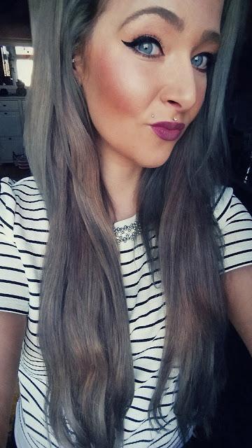 Granny Hair Graue Haare Selber Farben