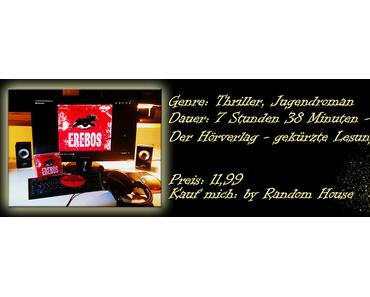.: Rezension ~ Erebos - Das Hörbuch :.