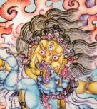 Yamantaka – siegreich über Verfall