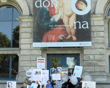 Weltweite Solidarität für Mohammad Ali Tâheri