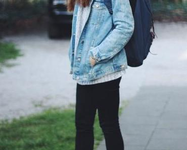 OOTD: Herschel Backpack