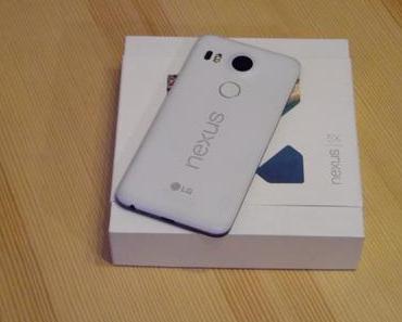 Meine Meinung zum Google Nexus 5X