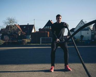 Übungen mit dem Battle Rope