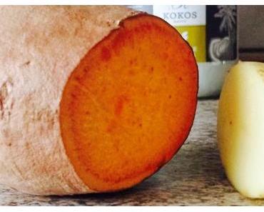 Tolle Knolle: Kartoffel vs. Süßkartoffel