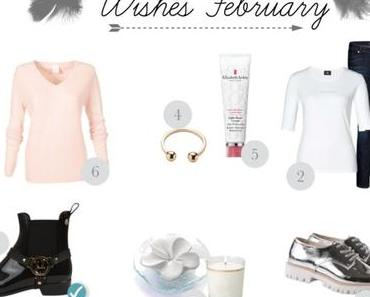 A butterfly: Wishes February ☆