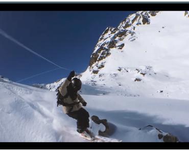 Centriphone: iPhone Video Experiment von Nicolas Vuignier