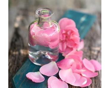 Do it your self Anti-Aging Rosenblütenwasser Gesichtsserum / DIY Anti-Aging Rosewater Facial Serum