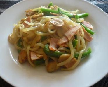 Curry-Shiratakinudeln