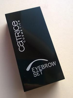 Catrice Eye Brow Set 010