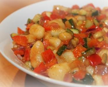 Gnocchisalat