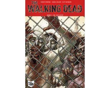 Rezi: THE WALKING DEAD - SOFTCOVER 3: DIE ZUFLUCHT