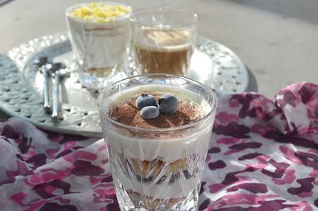 Raffaello kuchen im glas