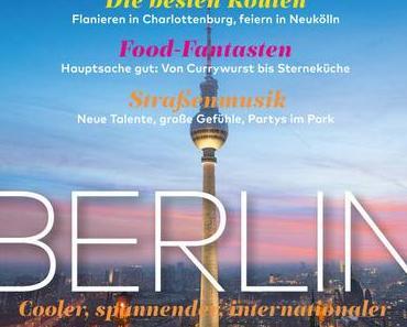 Berlinspiriert Literatur: Das GEO SPECIAL Berlin