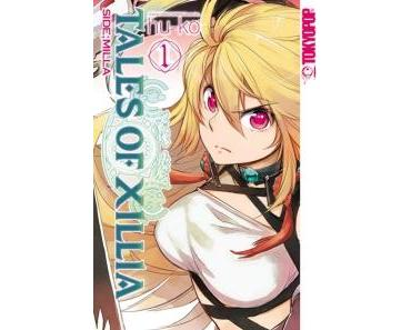 Manga Review: Tales of Xilia – Side; Milla Band 1