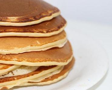 Sieben Tipps gegen zuckersüßen Heißhunger und ein Pancake-Rezept, bitte!