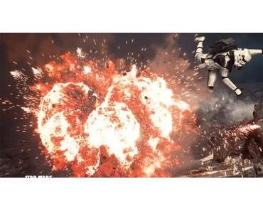 Entstehung der Sounds von Star Wars Battlefront