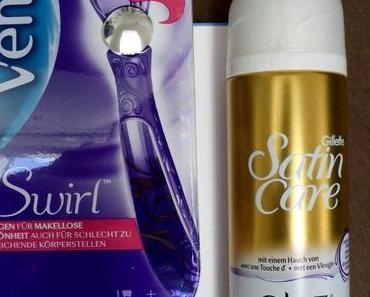 Gillette Venus Swirl – Produkttest bei for me