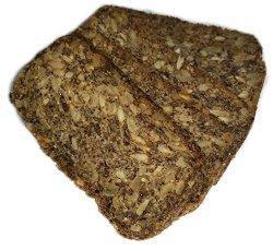 Low Carb Brot (nur 5,9 g / 100 g)