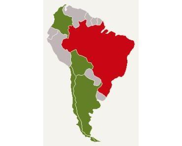 Drohnen-Gesetze in Südamerika