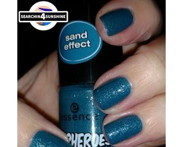 [Nails] Lacke in Farbe ... und bunt! PETROL mit essence SUPERHEROES 02 THE INCREDIBLE