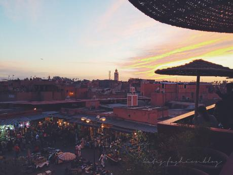 {Travel} Marrakesch: Cafés & Restaurants