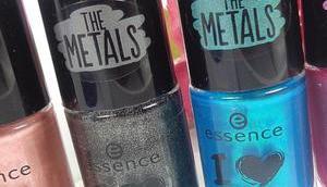 Essence LOVE Trends Metals