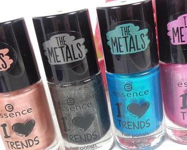 Essence – I LOVE Trends / The Metals