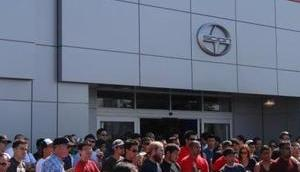 Toyota beendet Scion wegen Uber, Ford on-demand Shuttle