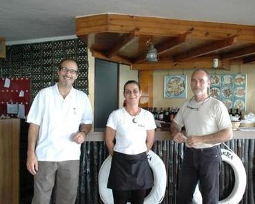 Panorama-Restaurant Cala Blava