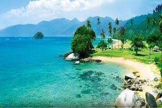 Tauchparadies Tioman Islands