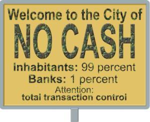 Die Hauptgründe für ein Bargeldverbot