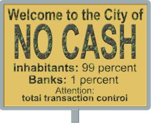 No Cash City