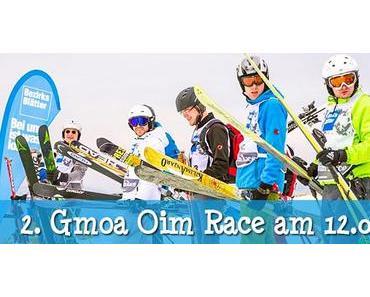 Termintipp: Gmoa Oim Race 2016 – Infos
