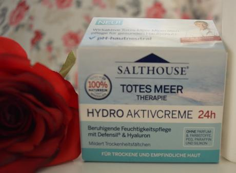 [Produkttest] Salthouse Totes Meer Therapie