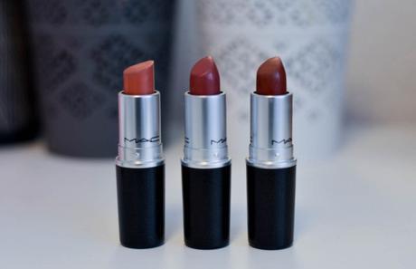 Kylie Jenner Lips: Nude Lippenstifte von MAC