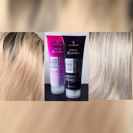 Produkttest: Lee Stafford BLEAch BLondes SHaMPOO and CoNDiTiONER