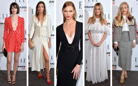 BEST DRESSED - Elle Style Awards 2016