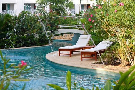 Tiefenentspannte und essensreiche tage im sandals barbados for Garten pool leeren