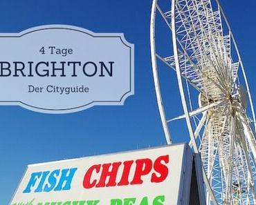 Entdecke Brighton:Der Cityguide für die beliebteste Küstenstadt Englands