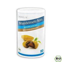 Mandelmehl – Weizenmehlersatz