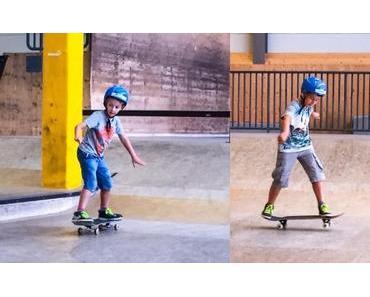 Ferienprogramm: Und wieder einmal im Skateboard-Ferienkurs