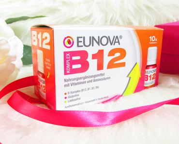 EUNOVA® B12 Komplex - Laktosefreie 10 Tage Vitamin Kur