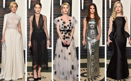 BEST DRESSED - Vanity Fair Oscar Party Hosted By Graydon Carter 2016
