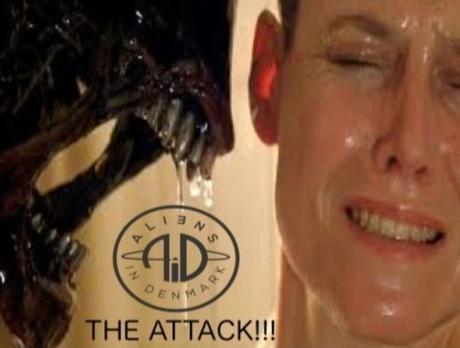 Aliens Trilogy – The Attack!!! (Drum & Bass) // free mixtape