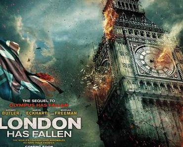 Review: LONDON HAS FALLEN - Ein Actionfilm für Donald Trump